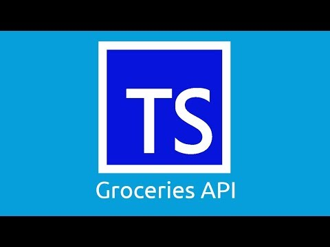 TypeScript Groceries API - 02 Database Connection