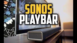 Sonos Playbar Review - An Excellent Soundbar