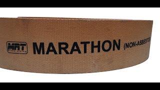 Marathon Brake Lining non asbestos (ผ้าเบรค Marathon)