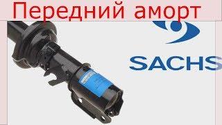 видео Замена амортизаторов Peugeot (Пежо)