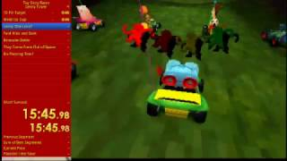 Toy Story Racer - Lenny Tower WR: 31:55