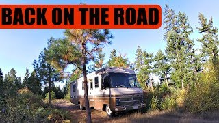 Driving Back West || Full Time RV Living