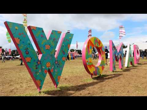 WOMAD 2017 - Some highlights
