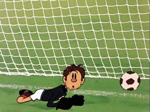 мультик про футбол