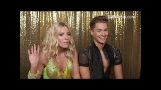 Strictly 2017: Mollie King and AJ Pritchard