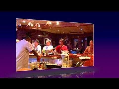 British Virgin Islands - Rock Cafe Restaurant Bar & Grill - Virgin Gorda, BVI, CARIBBEAN