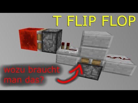 LICHT mit EINEM KNOPF steuern - T FLIP-FLOP Tutorial - EINFACH & ERKLÄRT