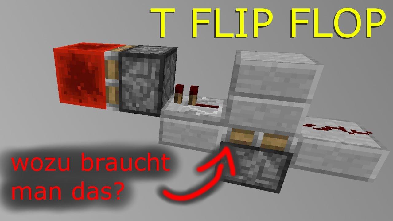 licht mit einem knopf steuern t flip flop tutorial einfach erkl rt youtube. Black Bedroom Furniture Sets. Home Design Ideas