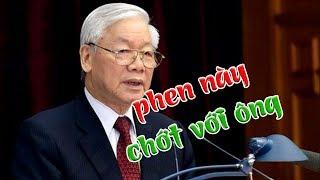100% ủy viên TW thống nhất Nguyễn Phú Trọng làm chủ tịch nước