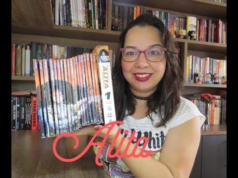 Battle Angel Alita Deluxe Complete Series Box Set