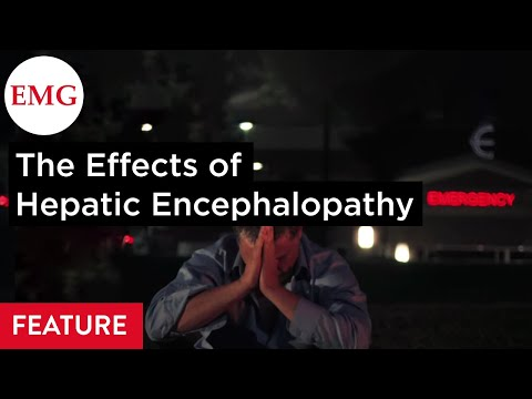 The Effects of Hepatic Encephalopathy