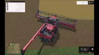 Farming Simulator 15 - #11 Koszenie rzepaku, nowy kombajn PC HD PL
