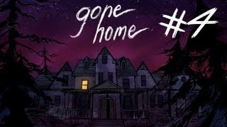 Gone Home - Part 4 | SECRET PASSAGE | Interactive Exploration Game | Gameplay/Commentary