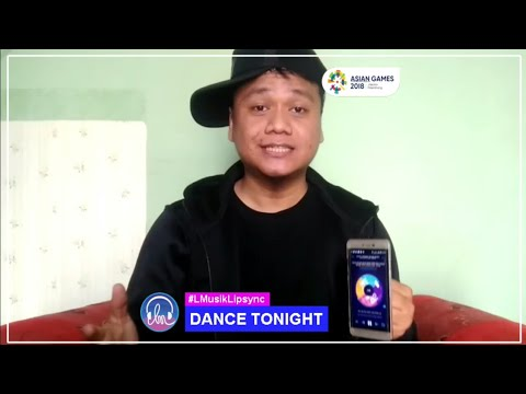 Dance Tonight - BCL Feat JFlow (Cover Video) Theme Song Asian Games 2018