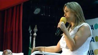 VII Congresso Brasileiro de Fonoaudiologia Hospitalar - Entre os entrevistados a Profª Viviane Marques e fonoaudiólogos atuantes da Disfagia Brasileira