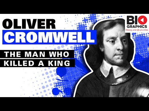 Oliver Cromwell: The Man Who Killed a King