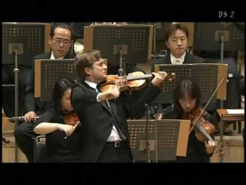 Mozart, Rondo for Violin and Orchestra Kv. 373 (Capucon) 2nd part