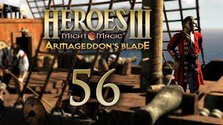 WŚRÓD PIRATÓW [#56] Heroes 3: Ostrze Armagedonu