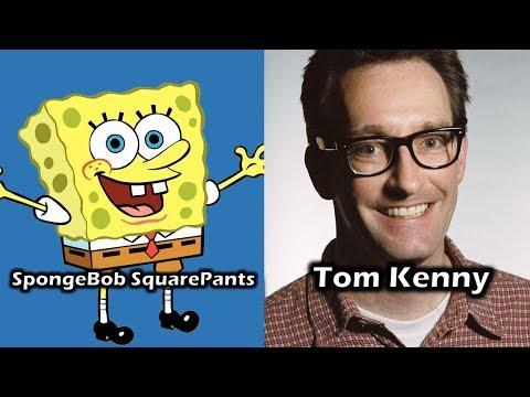 Characters and Voice Actors - SpongeBob SquarePants (Part 1: Main Cast)