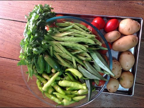 how to clean vegetables and fruits naturally