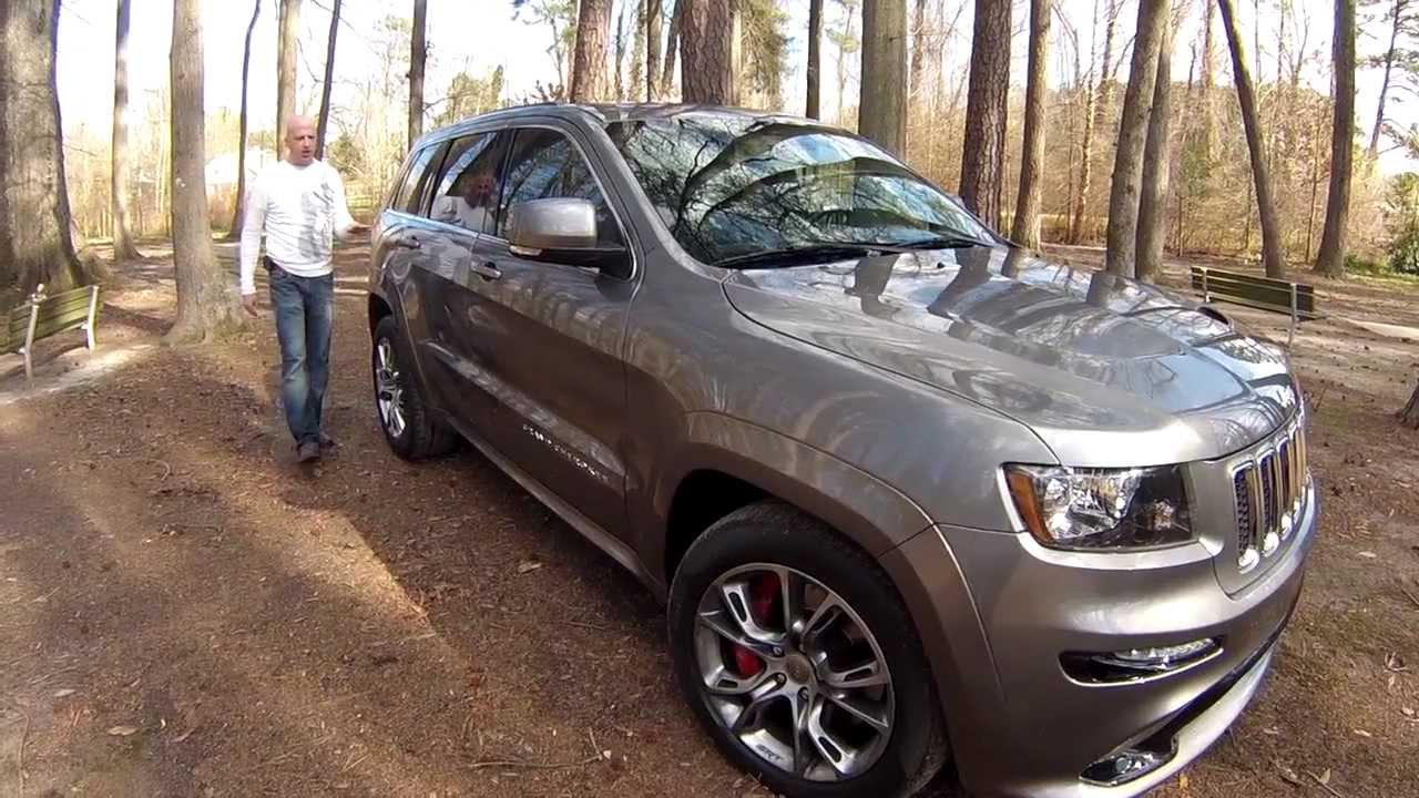 2013 Jeep Grand Cherokee Srt8 Youtube