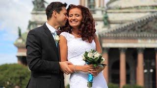 Свадьба в Петербурге. Тимофей и Людмила