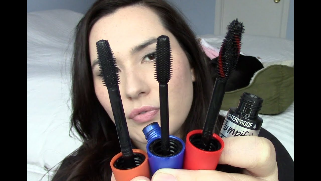 f92dd28c99b Best and Worst Mascaras (Years of Mascara Empties) - YouTube