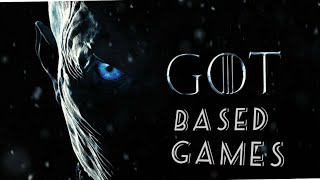 BEST 5 GAME OF THRONES BASED GAMES FOR PC |XBOX | PS4