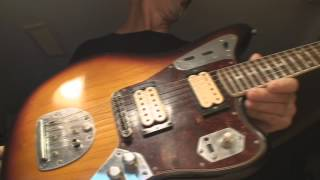 Fender Jaguar Guitar (Kurt Cobain)