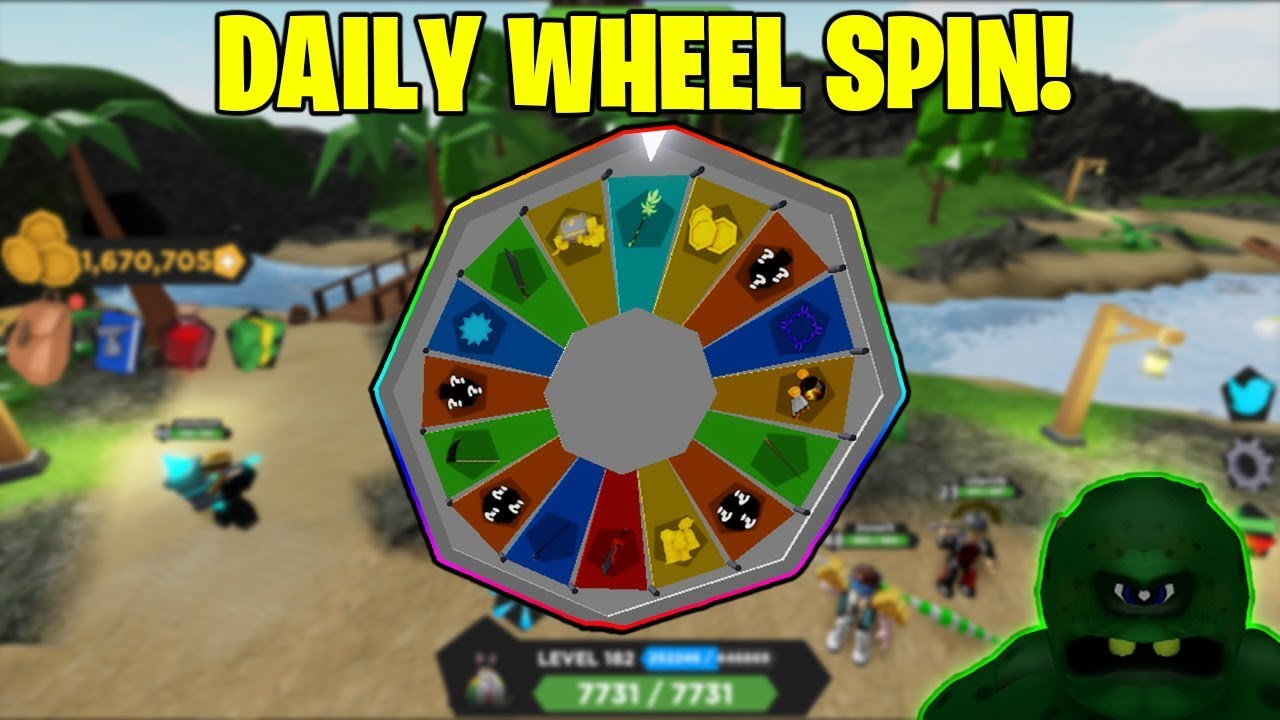 New Space Dungeon In Treasure Quest Daily Wheel You Can Spin