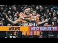 Dendoncker & Cutrone see off the Hammers | Wolves 2-0 West Ham United | Highlights