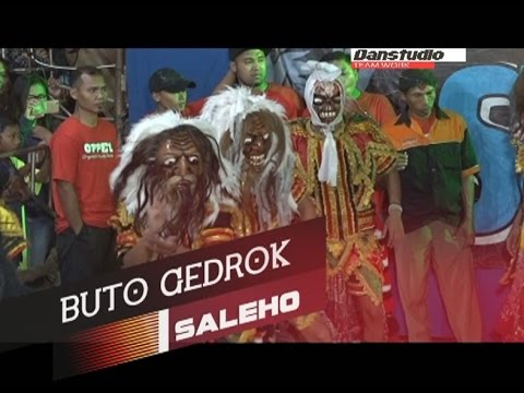 BUTO GEDROK @THE SPIRIT OF REOG SALEHO