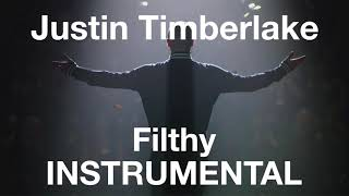 Justin Timberlake - Filthy Instrumental