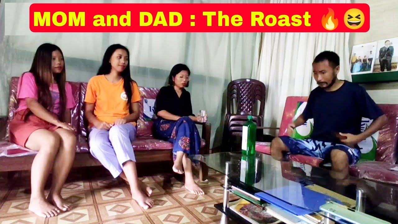 MOM and DAD : THE ROAST 🔥