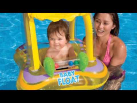 Inflatable Baby Float | Intex 56581EP