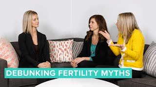 Fertility Myths Debunked By A Naturopathic Doctor