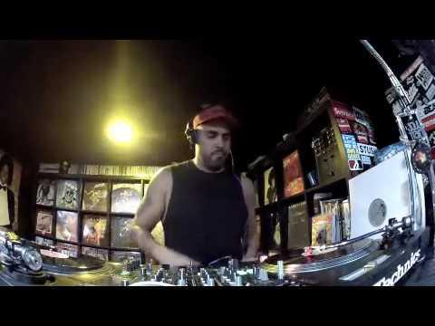 REAL EL CANARIO 80 Minutes of Post-Disco Funk Mix for Manuscript Radioshow