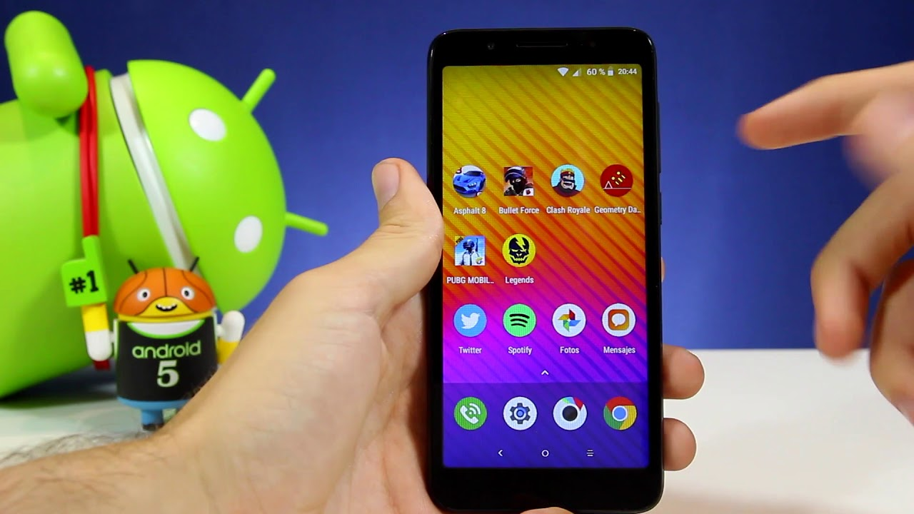 Alcatel 1x Apps Videos - Waoweo