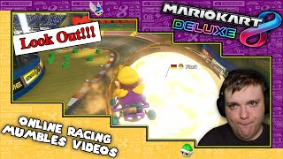 This Game Is Cruel! || Mario Kart 8 Deluxe Online Racing Gameplay || MumblesVideos Funny Edits