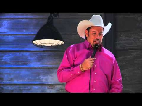 Cowboy vs. Redneck -- Cowboy Bill Martin