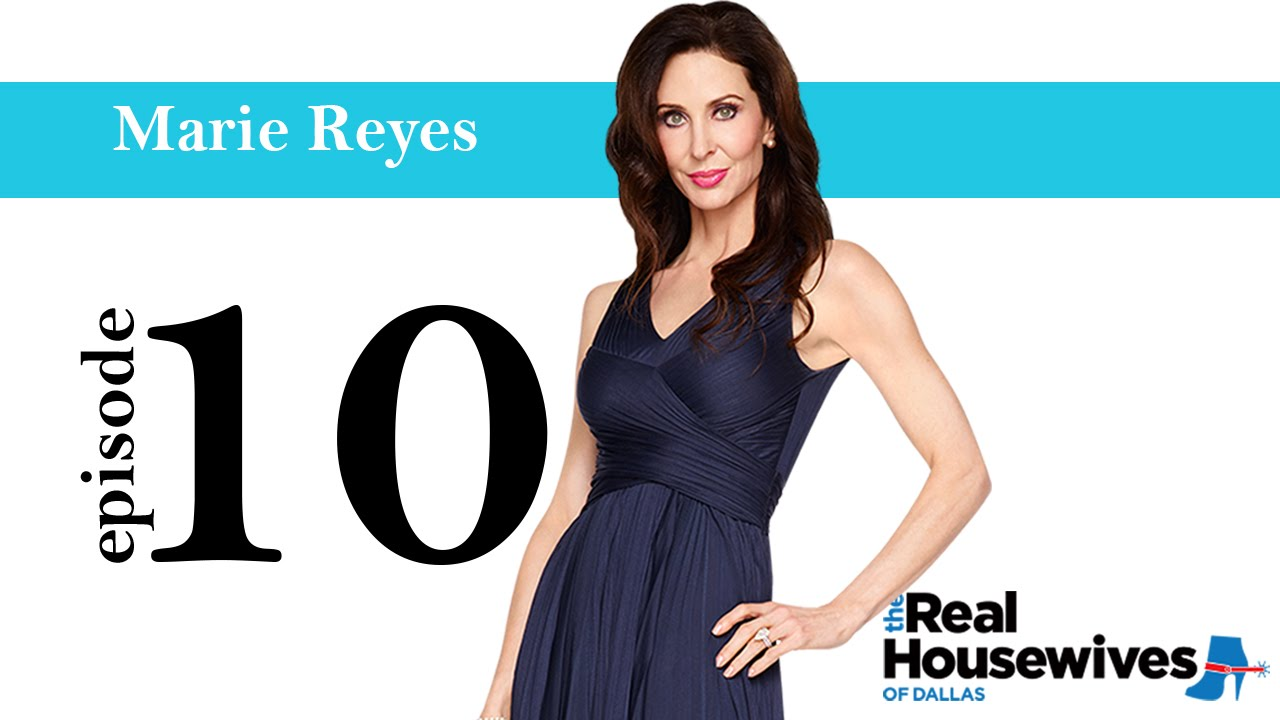 Marie Reyes on Real Housewives of Dallas Episode 10