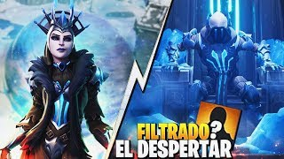 *FILTRATE* WILL THE ICE KING DESTRUCT THE WORLD? NEVADA SECRETS ? FORTNITE: Battle Royale