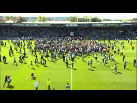 Yeovil Town 2 - 0 Sheffield Utd - 6/5/13