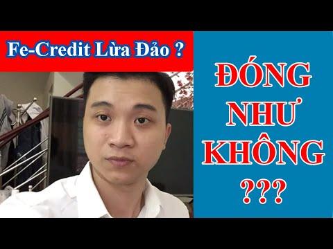 Livestream: Fecredit Lừa đảo, Vay 50 Triệu Trả 6 Kỳ Còn ....Đóng Như Không?