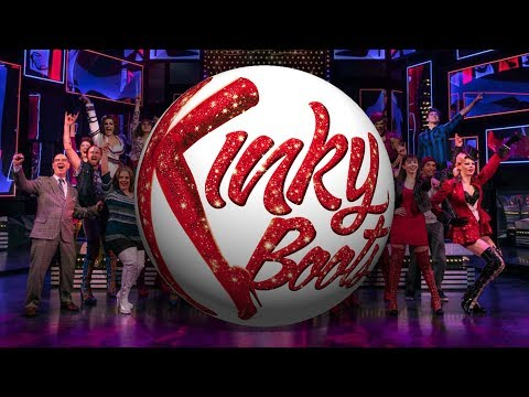 Get onstage with Kinky Boots in 360