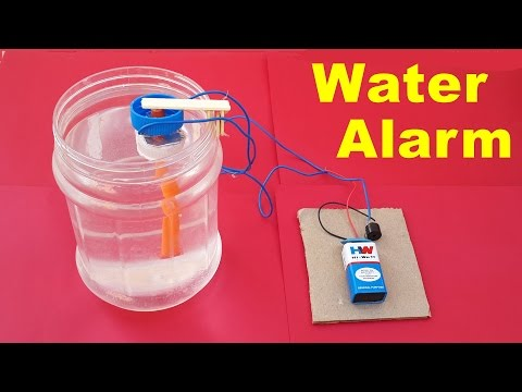 how-to-make-a-simple-water-level-indicator-alarm-at-home