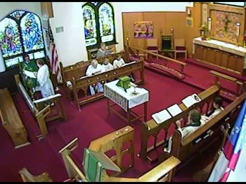 St. Luke's Episcopal Church Service July 16, 2017