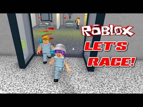ROBLOX ESCAPE THE EVIL HOSPITAL OBBY CHALLENGE | RADIOJH GAMES & GAMER CHAD