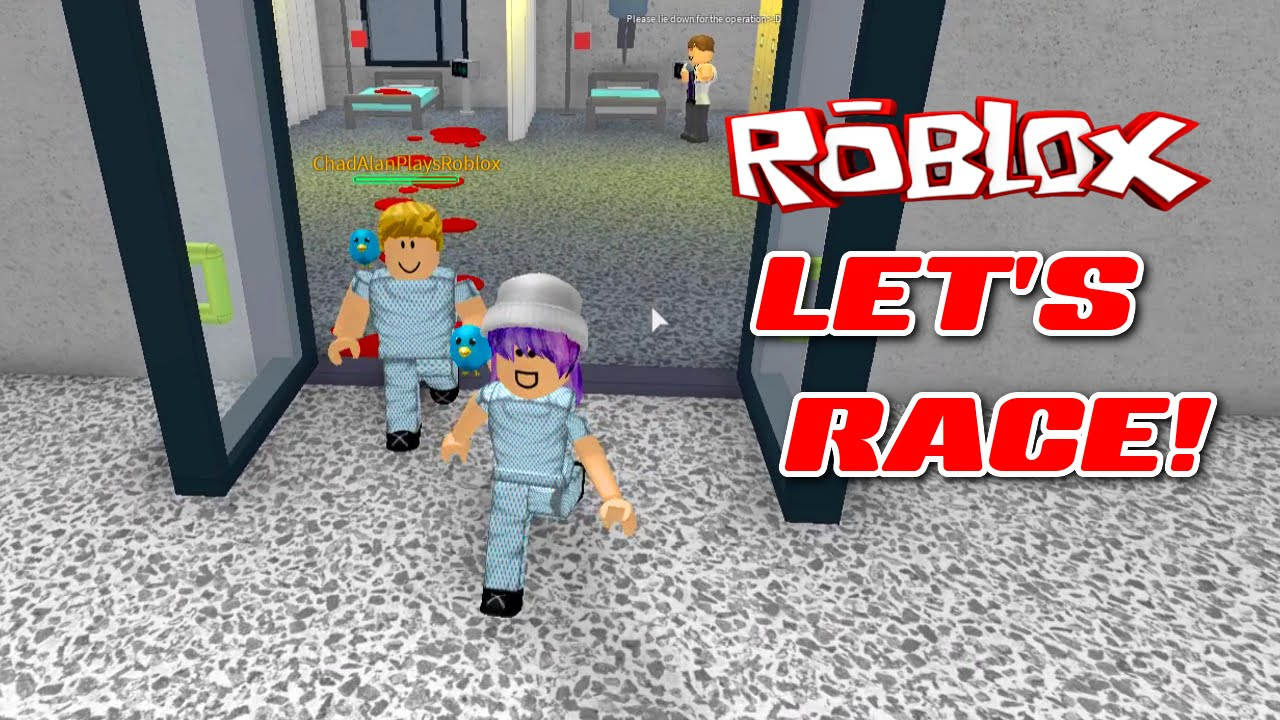 Roblox Escape The Evil Hospital Obby Challenge Radiojh Games