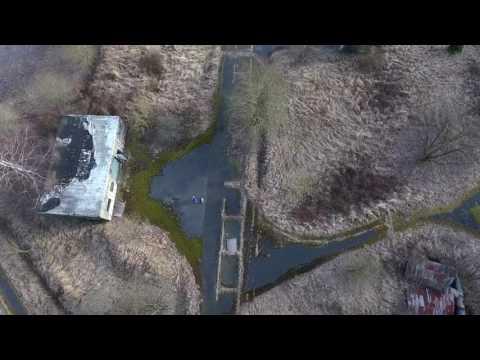 Brakel - Bosseborner Wald -  ehemaliges Militärgelände / Raketenabwehrstation